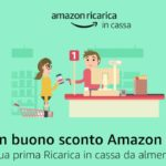 Amazon Ricarica In Cassa - Promo di Amazon