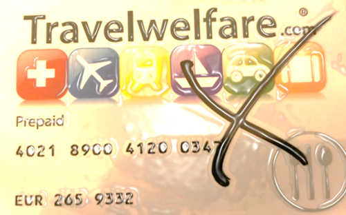 Travel Welfare Card