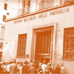 Sede INPS di Torino- Via XX Settembre